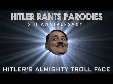 Hitler Reacts Meme - hitler s almighty troll face downfall hitler reacts