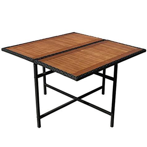 Gartentisch Quadratisch Holz by Gartentisch Holz Quadratisch Bvrao