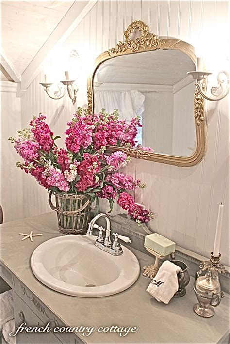 cottage bathroom inspirations french country cottage french country bathroom makeover french inspired decor