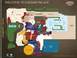 floor plan of caesars palace las vegas caesars property map casino and hotel layout