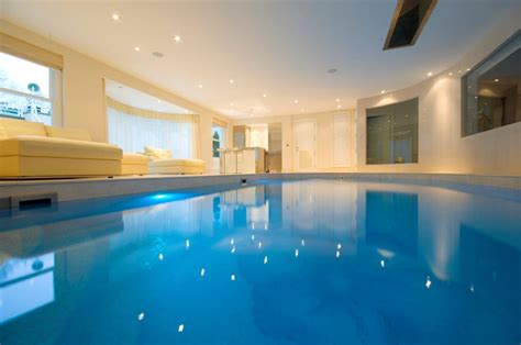 high specification basement pool alderley edge