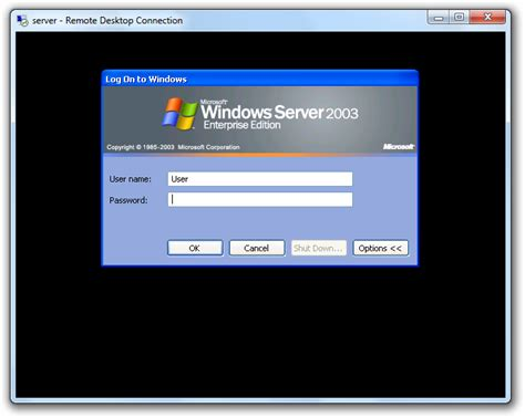 terminal server terminal services messaging