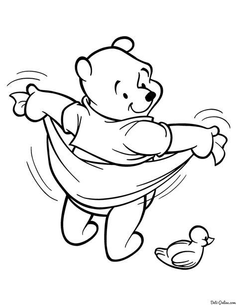 imagenes de winnie the pooh para colorear dibujos para colorear de winnie pooh para imprimir