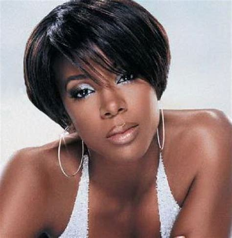 short haircuts black hair woman short wrap hairstyles for black women