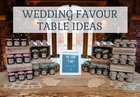 table favors jam wedding favours the wedding of my dreams