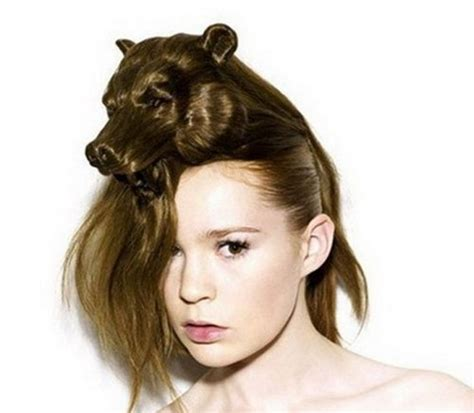 Strange Hairstyles by Strange Hairstyles 29 Pouted Magazine