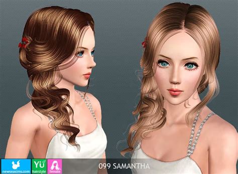 sims 3 custom content hair 97 best sims 3 custom content hair images on pinterest