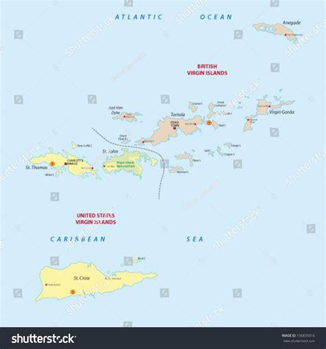 us islands vector map islands map stock vector illustratie 156835016