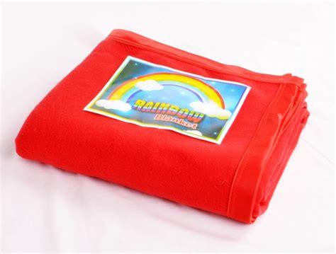 Selimut Rainbow Selimut Rainbow Merah Cabe Grosir Selimut Murah