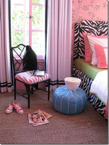 teen girls room hanging chair simplified bee elle decor designer showhouse tween girl s bedroom by