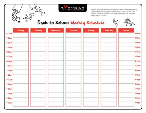 how to make a school calendar it s back to school make this school year greater than