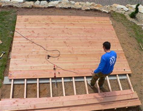 pool podest podest f 252 r pool 4x4m bauanleitung zum selber bauen