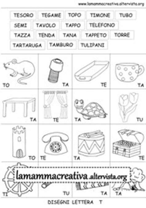 crea parole con lettere italiano prescrittura e pregrafismo lettera t lamammacreativa