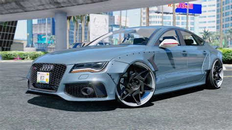 Rs7 Audi by Audi Rs7 X Uk Gta5 Mods