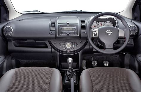 nissan note interior 2012 nissan note hatchback review 2006 2013 parkers