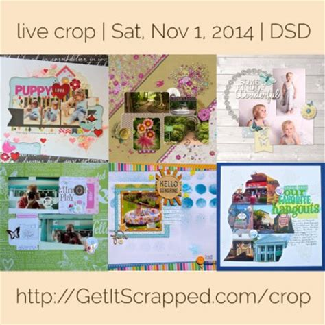 Beginners Class For Photoshop Elements The Mad Cropper 4 by Digital Scrapbooking Day 2014 Digital Scrapbooking Hq