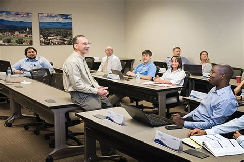 Mba Program Growth by Cottrell Mba Program Continues Its Growth