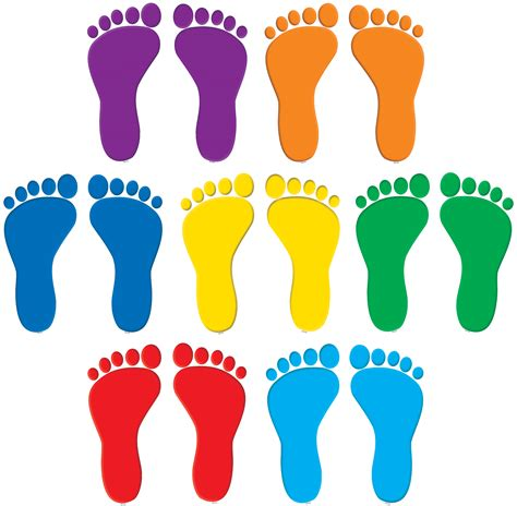 in color line up footprint accents tcr5115 created resources