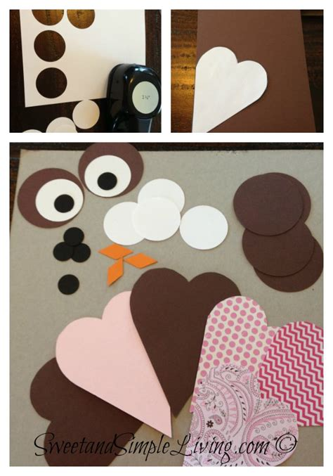 How To Make A Paper Bag Owl - owl crafts easy treat bag for sweet