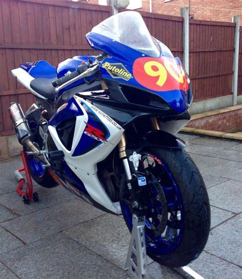 Suzuki Racing Bikes Price Suzuki Gsxr600k6 Track Race Bike