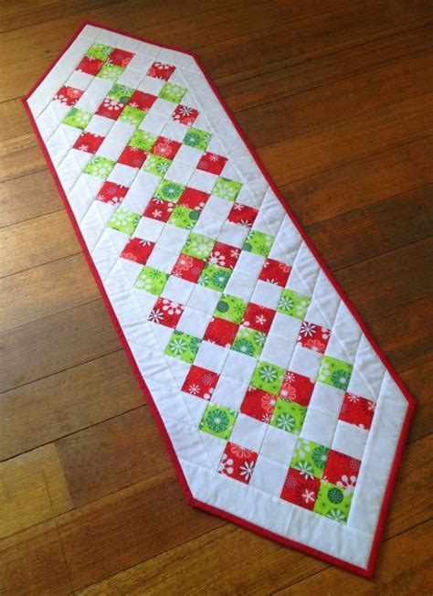 easy table runner sew today clean tomorrow