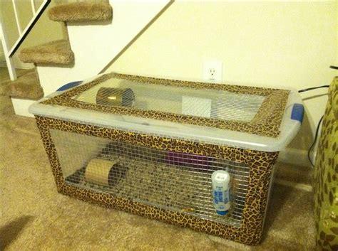 diy hamster cage hamster cage craftage