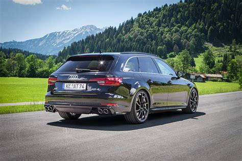 Abt Audi A4 by Abt Audi A4 Avant Upgrade Package