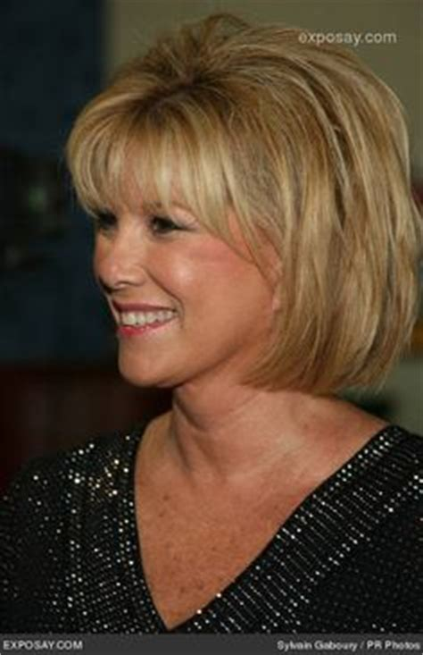 joan lunden haircut how to joan lunden hair hair pinterest
