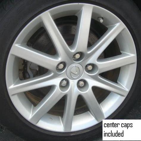 lexus stock rims oem oem lexus wheels