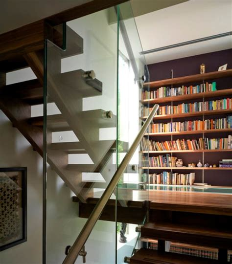 library staircase 10 staircase landings featuring creative use of space