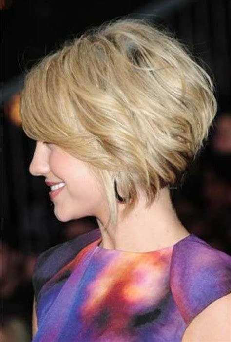 bob haircuts thick wavy hair 20 trendy short haircuts hairstyles for wavy hair