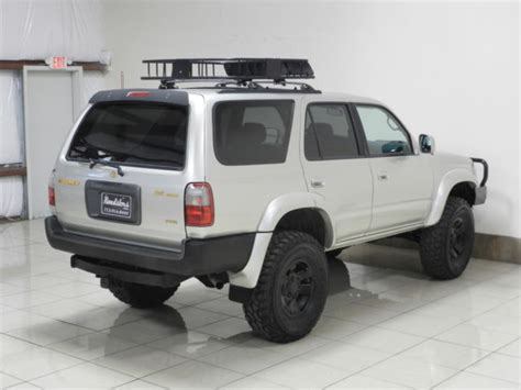 toyota 4runner lifted for sale 2000 toyota 4runner sr5 lifted 4x4 for sale