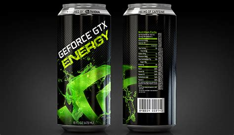 energy drink for gamers introducing geforce gtx energy geforce