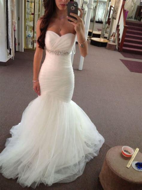 style sexy wedding dress mermaid bridal gowns