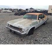 1974 Chevrolet Nova For Sale  ClassicCarscom CC 827893