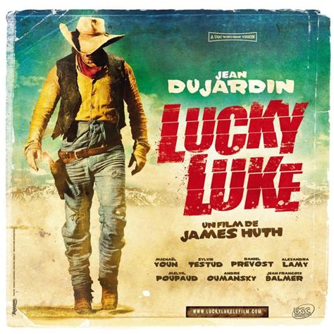 film cowboy lucky luke bande originale du film lucky luke 2009 bruno coulais
