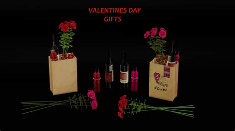 Christmas Decoration Designs - leo sims valentines day gifts set includes paper bag with sims 4 updates sims 4 finds