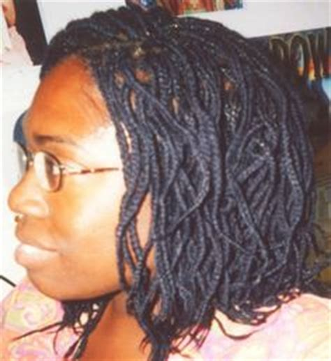 yarn braids in the military locs yarns and bobs on pinterest