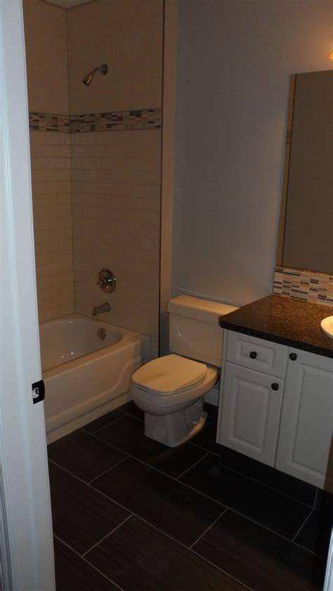 main bathroom white subway tile tub surround offset 1000 ideas about tile tub surround on pinterest tub