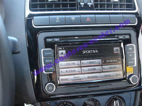 autoradio compatibile comandi al volante vivavoce bluetooth compatibile comandi al volante vw