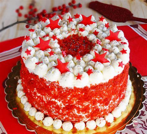 decorare red velvet christmas red velvet le torte di michy