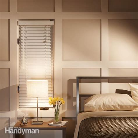 Bedroom Wall Panels by Decorating Ideas Wall Panels The Family Handyman