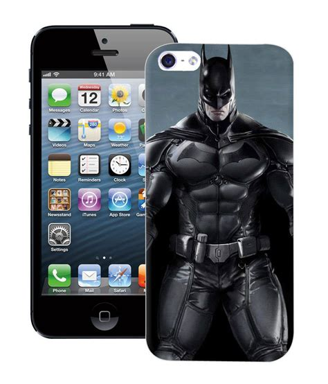 Batman W3736 Iphone 5 5s Se Casing Premium Hardcase printvisa fancy designer premium cover for apple iphone 5 5s batman d231 buy printvisa