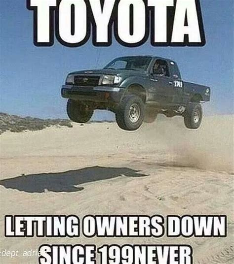 Toyota Tacoma Memes - 118 best images about toyota tacomas on pinterest trucks