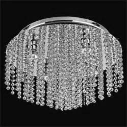 clear glass flush mount ceiling light crystal ceiling light flush mount crystal rain 566