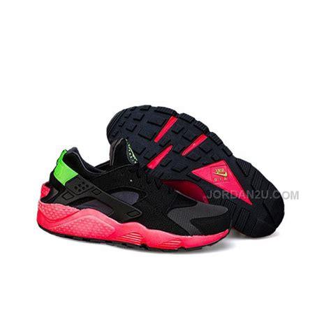 Nike Hyper nike air huarache mens hyper punch black running shoes