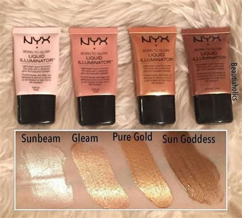 Nyx Highlighter nyx liquid highlighters are the best store