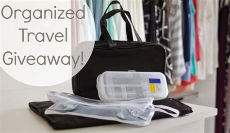 Vacation Giveaways 2014 - organized travel giveaway simply organized