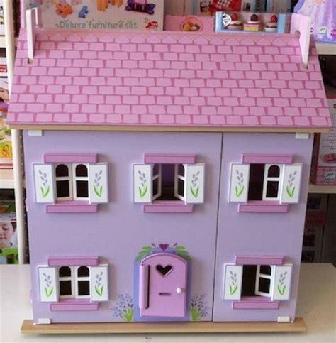 doll house nz le toy van lavender doll house shop online directtoys nz h108 www letoyvan com