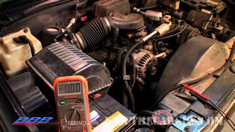 alternator diodes problems how to test and troubleshoot an alternator problem